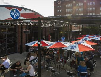 Pumphouse Patio