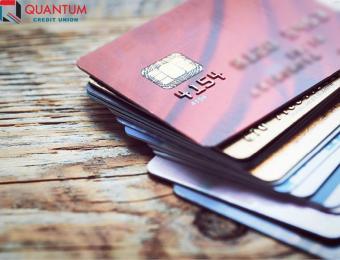 Quantum Credit Union Credit cards