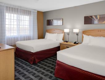 TownePlace Q/Q Ste Beds Visit Wichita