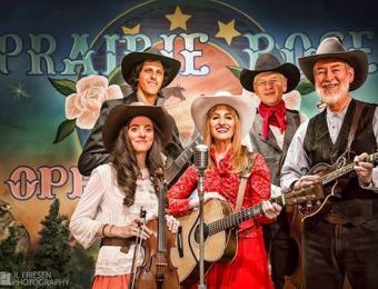 Prairie Rose Rangers Visit Wichita