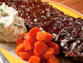 Redrock ribs Visit Wichita