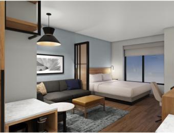Hyatt Place room Visit Wichita