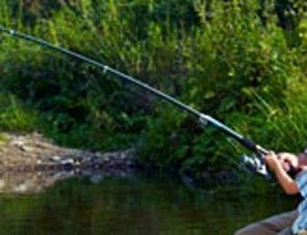 Parks & Rec fishing Visit Wichita