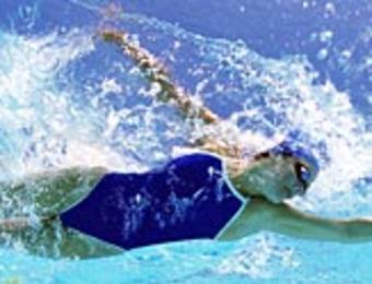 Parks & Rec swim team Visit Wichita