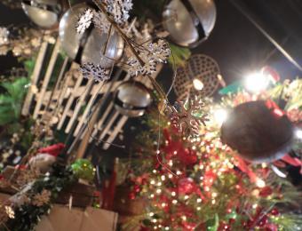 Uniquities silver bells Visit Wichita