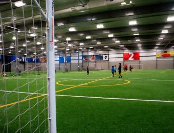 Soccer Farha Center South YMCA