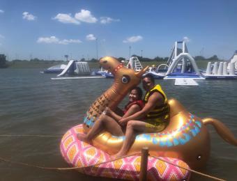 Splash Aqua Float
