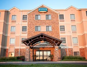 Staybridge exterior Visit Wichita