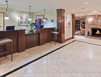 Staybridge Front Desk Visit Wichita