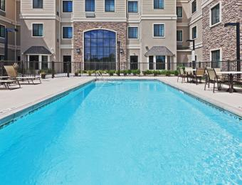 Staybridge Pool Visit Wichita