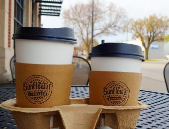 Sunflower Espresso Coffee