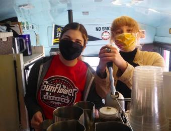 Sunflower Espresso Staff