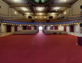 TempleLive Venue Theatre Front