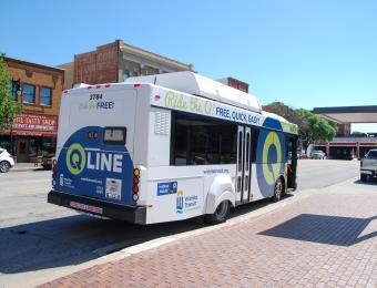 Q-line electric bus