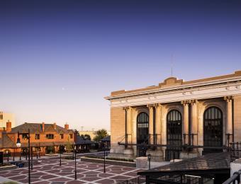 Union Station exterior 2