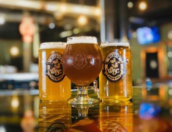 WBC Beer Glasses