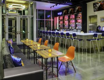 Aloft NE WXYZ Bar Visit Wichita