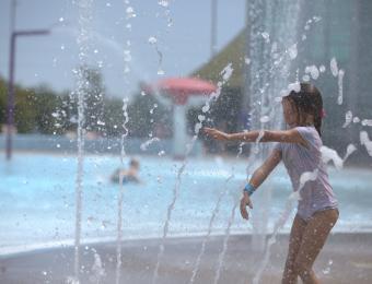 Waterpark Fountains Northwest YMCA