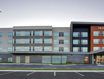 Whole Building Hyatt Place partner provided Visit Wichita