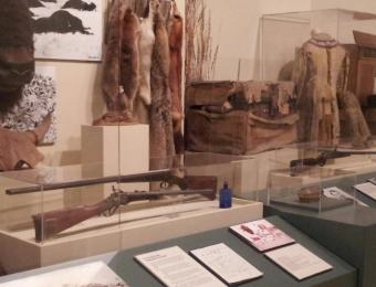 Wichita Sedgwick County Historical Museum Displays