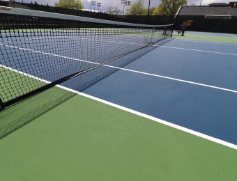 Sheldon Coleman Tennis Court
