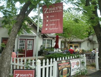 Ziggy's Clifton exterior Visit Wichita