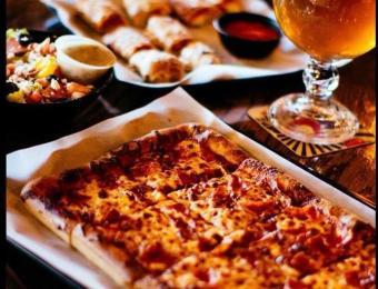Ziggy's Pizza and beer