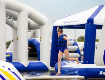 Splash Aqua Park Obstacle