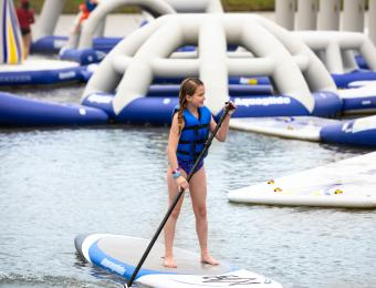 Splash Aqua Park Wakeboarding