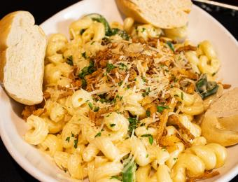 The Hill Bar & Grill Pasta