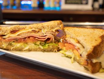 The Hill Bar & Grill Sandwich
