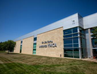Andover YMCA Exterior