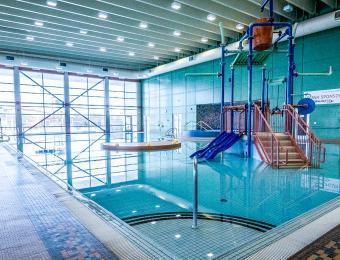Andover YMCA Indoor Pool