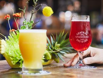 Central Standard Brewing Sour Beers