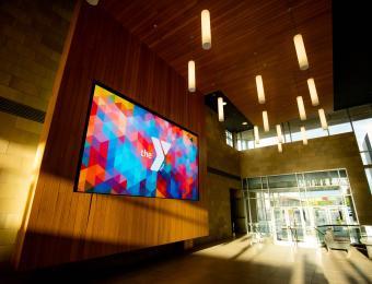 Downtown YMCA Lobby