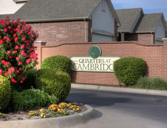 Quarters @ Cambridge entry Visit Wichita