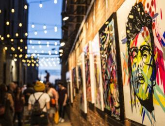 Gallery Alley Wichita