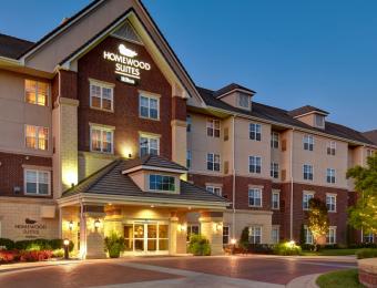Homewood Suites Waterfront - Exterior
