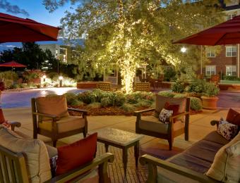 Homewood Suites Waterfront - Patio