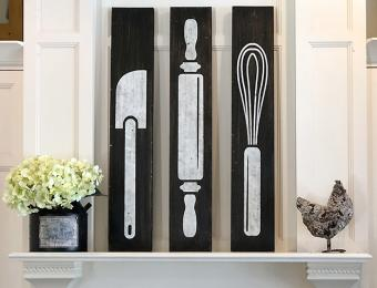 Board & Brush kitchen utensils Visit Wichita