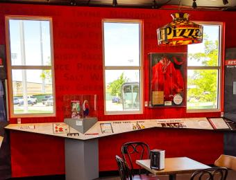 The Original Pizza Hut Museum