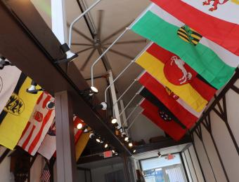 International Flags at Prost