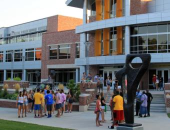 Rhatigan Student Center at Wichita State University