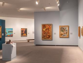 Wichita Art Museum Art Exhibits
