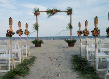 Myrtle Beach Weddings Honeymoons Venues Packages Visit