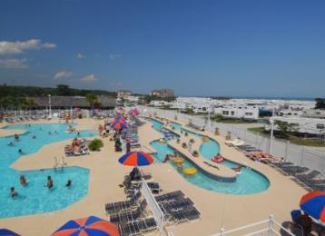 Myrtle Beach Campgrounds Rv Resorts