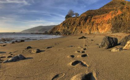 Monterey County Coast