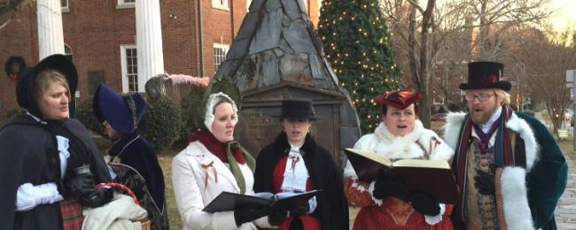 Hillsborough Candlelight Tour