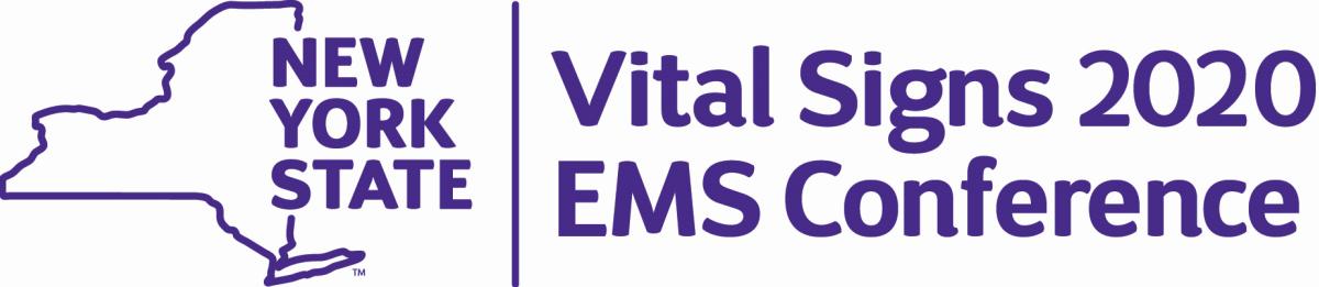 Vital Signs EMS Conference Logo