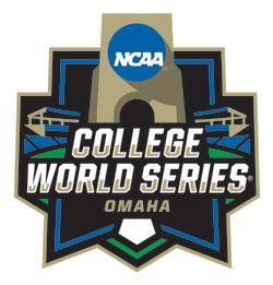 NCAA CWS Logo